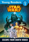 Star Wars: Escape From Darth Vader - Lucasfilm Ltd (Paperback)