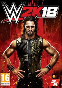 WWE 2K18 (PC) - Cover