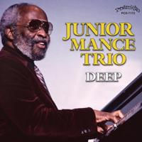 Junior Mance Trio - Deep (CD)