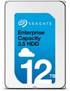Seagate Enterprise Capacity 12TB 3.5 Inch SATA Internal Hard Drive - 7200rpm (Helium)