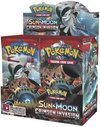 Pokémon TCG - Sun & Moon: Crimson Invasion Booster (Trading Card Game)