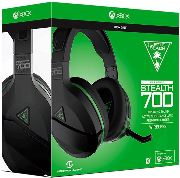 Turtle Beach - Stealth 700 Ear Force Wireless Surround Sound Gaming Headset (Xbox One)