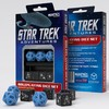 Star Trek Adventures - RPG Dice Set - Sciences Division (Role Playing Game)