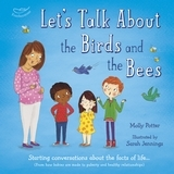 Let's Talk About the Birds and the Bees - Molly Potter (Hardcover) - Cover