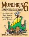 Munchkin 6: Demented Dungeons (Card Game)