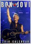 Bon Jovi - 2018 Calendar
