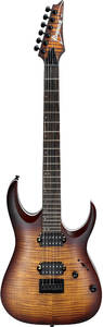 Ibanez RGA42FM-DEF RG Series Electric Guitar (Dragon Eye Burst Flat) - Cover
