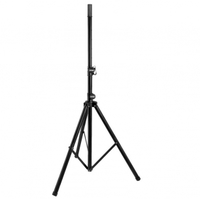 On-Stage SS7730B Classic Speaker Stand (Black) - Cover