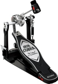 Tama HP900PN Iron Cobra 900 Series Power Glide Single Bass Drum Pedal (inc. Case)