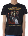 Mastodon - Emperor of Sand Mens Black T-Shirt (XX-Large)