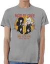 Motley Crue - SATD Vintage Mens Grey T-Shirt (Small)