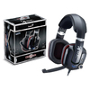 Genius HS-G700V Cavimanus Binaural Head-band Headset - Black
