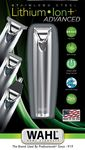 WAHL - Lithium Ion Advanced Stainless Steel Trimmer Kit
