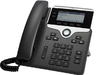 Cisco 7811 Wired handset 1lines LED IP Phone - Black/Silver