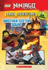 Brother/Sister Squad - Meredith Rusu (Paperback)