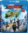 The LEGO: Ninjago Movie (3D Blu-ray)