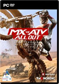 MX vs ATV: All Out (PC) - Cover
