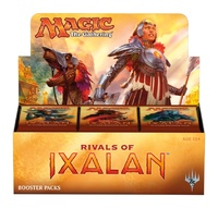 Magic: The Gathering - Rivals of Ixalan Booster (Trading Card Game) - Cover