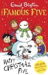 Famous Five Colour Reads: Happy Christmas, Five! - Enid Blyton (Paperback)