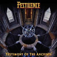 Pestilence - Testimony of the Ancients (CD) - Cover