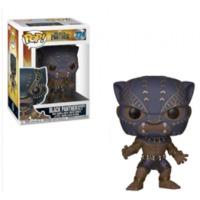Funko Pop! Marvel - Black Panther: Black Panther Warrior Falls Vinyl Figure - Cover