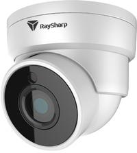 Raysharp 2MP 30m IR Poe Dome Security Camera - 2.8mm Lens - Cover