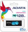 ADATA UV320 128GB USB 3.1 (3.1 Gen 2) Type-A USB flash drive - Black/Blue
