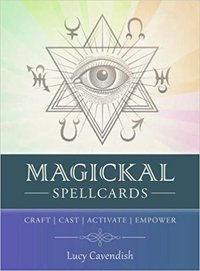 Magickal Spellcards - Lucy Cavendish (Mixed media product) - Cover