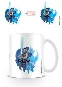 Star Wars - The Last Jedi Rey Icons Mug - Cover