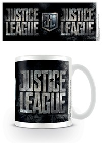 DC Comics - Justice League Movie - Metallic Logo Mug - Cover