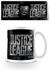 DC Comics - Justice League Movie - Metallic Logo Mug