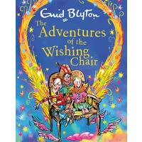 Adventures of the Wishing-Chair Gift Edition - Enid Blyton (Hardcover)