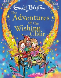 Adventures of the Wishing-Chair Gift Edition - Enid Blyton (Hardcover) - Cover