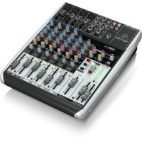 Behringer Q1204USB XENYX Premium 12 Channel USB Mixer with XENYX Mic Preamps and Compressors
