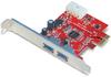 Unitek 2 Port USB3.0 PCI Express Card