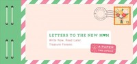 Letters to the New Mom - Lea Redmond (Stationery) - Cover
