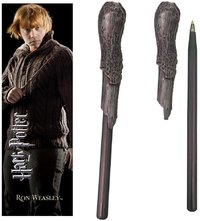 Harry Potter - Ron Weasley Wand Pen and Bookmark - Cover