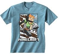 Minecraft - Vintage Tundra Explorer Youth T-Shirt (Medium) - Cover