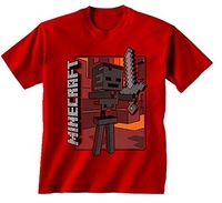 Minecraft - Vintage Wither Skeleton Youth T-Shirt (Large) - Cover