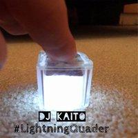 DJ Kaito - Lightningquader (CD) - Cover