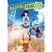 Napping Princess (Region 1 DVD)