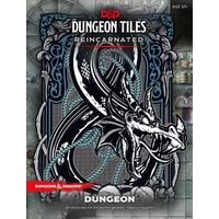 Dungeons & Dragons - Tiles Reincarnated: Dungeon (Role Playing Game)