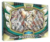 Pokémon TCG - Shiny Silvally-GX Box (Trading Card Game) - Cover