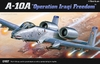 "Academy - 1/72 - Fairchild A-10A ""Operation Iraqi Freedom"" (Plastic Model Kit)"