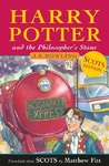 Harry Potter and the Philosopher's Stane - J. K. Rowling (Paperback)