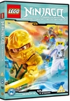 LEGO Ninjago - Masters of Spinjitzu: Rebooted - Fall of The Golden Master (DVD) Cover