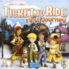 Ticket to Ride Europe - First Journey (Board Game)