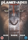 Planet of the Apes Trilogy (DVD)