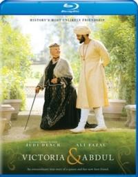 Victoria and Abdul (Blu-ray) - Cover