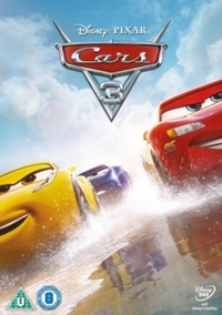 Cars 3 (DVD) - Cover